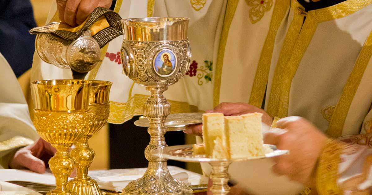 The Sacraments - Image